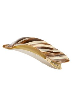 These clips from Nordies are my absolute favorite things! I've had two of them for about 6 years now and they're still going strong. Esp. for thick hair. Ficcare 'Maximas' Hair Clip available at #Nordstrom