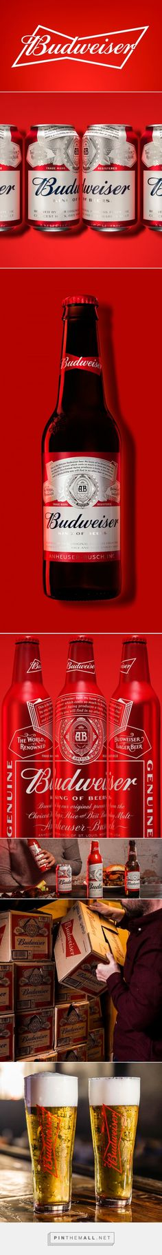 27319690d7b Brand New  New Logo and Packaging for Budweiser by Jones Knowles Ritchie  Case Study