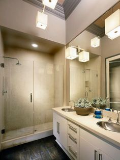 Bathroom Renovation Shows three-quarter bathrooms | showers, luxury and bathroom designs