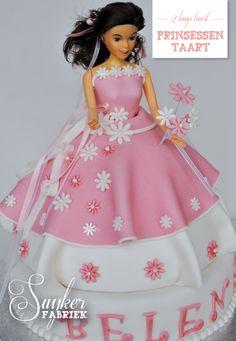 Prinsessen taart!!