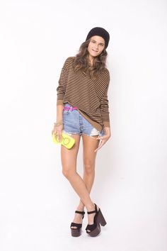 DEX Patch Box Sweater ($35.99) Originally $85.00 http://www.mystylust.com/products/dex-patch-box-sweater