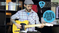 Lick 276/365 - Juicy 12 Bar Blues Rhythm in E | 365 Guitar Licks Project
