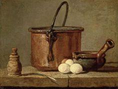 Jean Siméon Chardin, il pittoreche fa vivere le nature morte - La Stampa