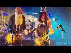 "ZZ Top And Slash Go Head To Head For Explosive Take On 1973's ""La Grange"" | Society Of Rock"