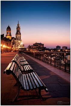 Dresden, Germany  #monogramsvacation