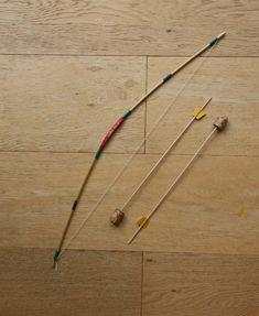 arc-brochettes Centre, Halloween, Decoration, Archery, Skewers, Wednesday, Dekoration, Decorations, Deco