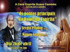 Casa Espírita Suave Caminho Convida para a sua Palestra Pública - Rio das Ostras - RJ - http://www.agendaespiritabrasil.com.br/2016/04/25/casa-espirita-suave-caminho-convida-para-sua-palestra-publica-rio-das-ostras-rj-8/