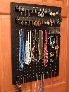 Organize Jewelry!