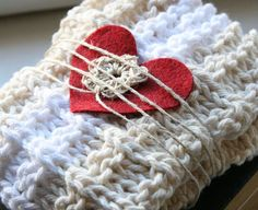 Knitted dishcloths......wish I could knit!