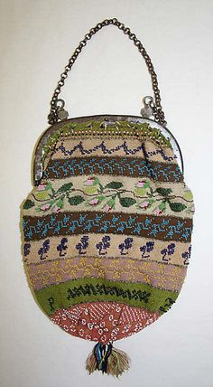Purse early 19th century