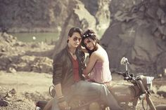 Tiger Shroff and Kriti Sanon #Photoshoot #Bollywood #India #Fashion #TigerShroff #KritiSanon