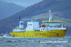 Sea Trans Palletised Cargo Ship BALTIC NEWS ©