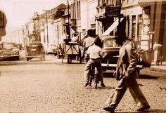 Rua do Rosário, Jundiaí, 1950