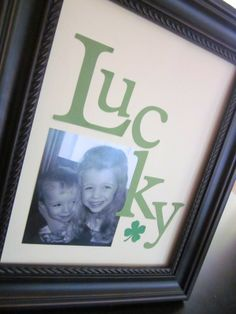 Cute St Patricks Day crafts on this site!