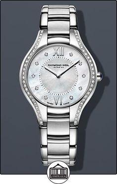 Raymond Weil 5132-STS-00985 - Reloj para mujeres  ✿ Relojes para mujer - (Lujo) ✿