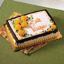B-day cake Floral Design: Mums the Word via Publix Mom Cake, Cake Boss, Publix Wedding Cake, Publix Cakes, Cake Decorating Videos, Decorating Ideas, Daisy Cakes, Order Cake, Cake Online