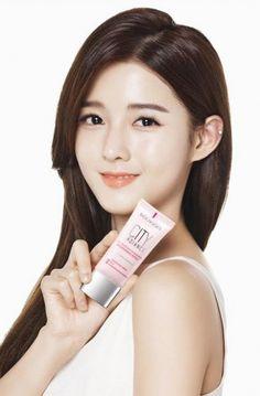 French Makeup Company Announces Nam Bo Ra As First Asian Model Makeup Companies, Cosmetic Companies, Makeup Brands, Nam Bo Ra, French Makeup, Bourjois, Healthy Beauty, Korean Actresses, Korean Drama