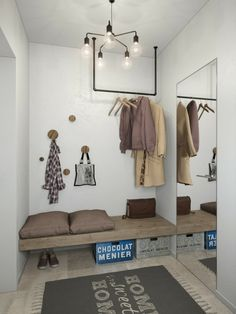 Hall d\'entrée : 10 idées pour un aménagement déco de l\'entrée ...