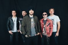 "Avenged Sevenfold fuckyeahbrianehaner: ""Photos by Pierre Hennequin """