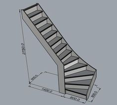 42 Inspiring Loft Stair Design Ideas For Space Saving – Loft conversion stairs are an integral part of any conversion project so in this article we'll look at some of the specific building regulations regar… Source by Loft Staircase, Attic Stairs, Basement Stairs, House Stairs, Staircase Design, Stair Design, Stairs To Loft, Loft Design, Basement Ideas
