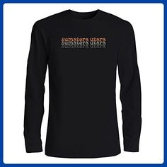 Idakoos - Sumatera Utara repeat retro - Cities - Long Sleeve T-Shirt - Retro shirts (*Amazon Partner-Link)