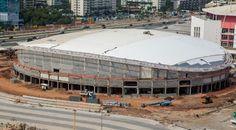 ESPORTE: Nova construtora vai finalizar arena atrasada para...
