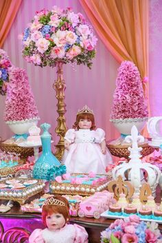 Douce Enfant: Adora Princess