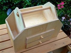Building a wooden toolbox - looking for suggestions. #woodworkingbench #WoodworkIdeas