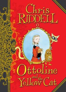 I make no secret of my love of Riddell's illustrations and Ottoline is an utterly charming example of them. She's quirky, she's fun, and she's a Mistress of Disguise too!