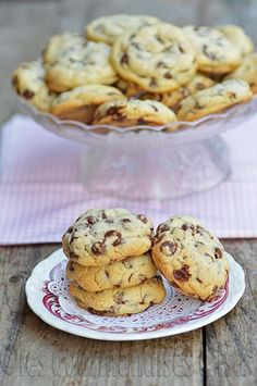 Food Cakes, Batch Cooking, Cooking Time, Chocolat Recipe, Perfect Chocolate Chip Cookies, Christmas Breakfast, Cookies Et Biscuits, Cookie Recipes, Bakery