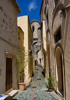 Belmonte, Calabria, Italy