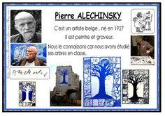 L'arbre bleu de Pierre Aleshinsky Plus