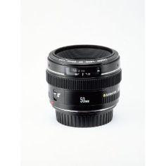 My close portrait lens (50mm F/1.4)