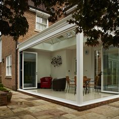 1000 images about conservatory inspiration on pinterest for Conservatory sliding doors