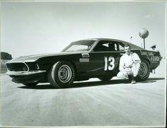 Smokey's last NASCAR entry Bunkie Blackburn was the driver