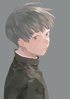 Kageyama Shigeo // Mob Psycho 100