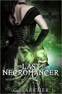 Country Mouse City Spouse Today's Free eBooks June 11th, 2016:  The Last Necromancer- C.J. Archer