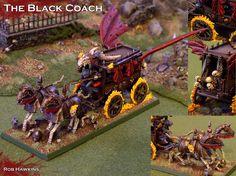 Fantasy Battle, Warhammer Fantasy, Vampires, Monster Trucks, Miniatures, Black, Black People, Vampire Books, Minis