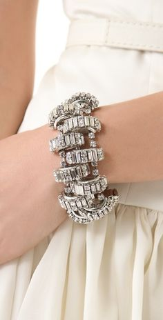 Erickson Beamon  Bette Eye Bracelet....gorgeous!