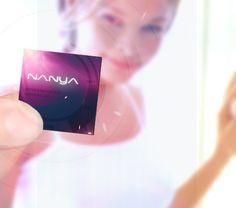 nanya digital branding visual