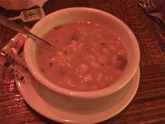 McGuire's Senate Bean soup recipe!