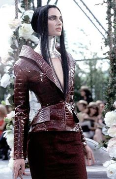 John Galliano for Christian Dior Fall Winter 1997 Haute Couture
