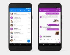 Facebook procede nello sviluppo dell'app di messaggistica, studiando nuove soluzioni per integrare utenti restii alla piattaforma.
