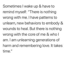 if we teach with how to this helps with acceptance and love and ultimate self care. Time Heals Everything, Love You More Quotes, Relationship Quotes, Life Quotes, Little Library, Soul Searching, Self Healing, Toxic Relationships, People Quotes