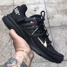 8fb995fd6f0 Interest check nike x offwhite air presto black Guaranteed pre order Sizes  US Rp Brand new in box OG all Late july arrived Whatsapp/line 6285659008000  .