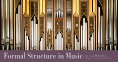 We absorb musical structures unawares, beginning with classic children's songs (which is why it is critical to teach such songs enthusiastically). Gradually, an instinctive understanding of musical form builds, preparing a child to embrace more readily the canon of great musical masterworks.