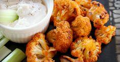 They're an instant crowd-pleaser!  Buffalo Cauliflower Wings recipe