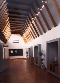 Blackwood Golf Centre, County Down, a 1997 RIBA Award winner © Christopher Hill #RGM2015 #Architecture