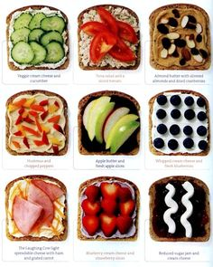 Back to School ::: Packed Lunch Ideas!