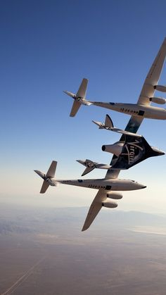 SpaceShipTwo, space tourism, Virgin Galactic, sky, spaceship, VSS Voyager, Model 339